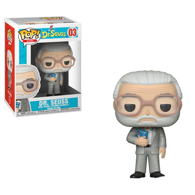 Dr. Seuss Funko Pop