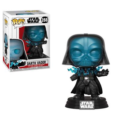 Electrocuted Darth Vader Funko Pop Star Wars