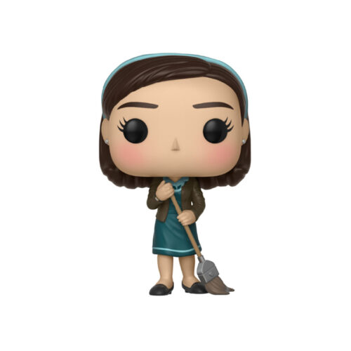 Elisa with Broom Funko Pop The Shape of Water