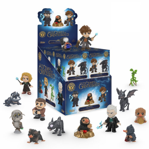 Fantastic Beasts 2 Funko Mystery Mini