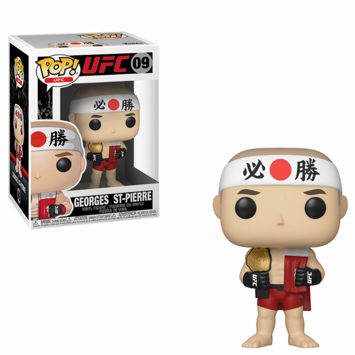 Georges St-Pierre Funko Pop