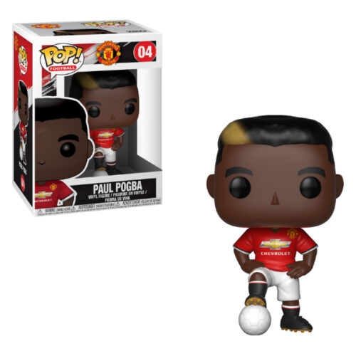 Paul Pogba Funko Pop