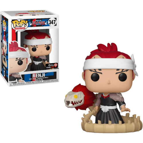Renji with Sword Funko Pop