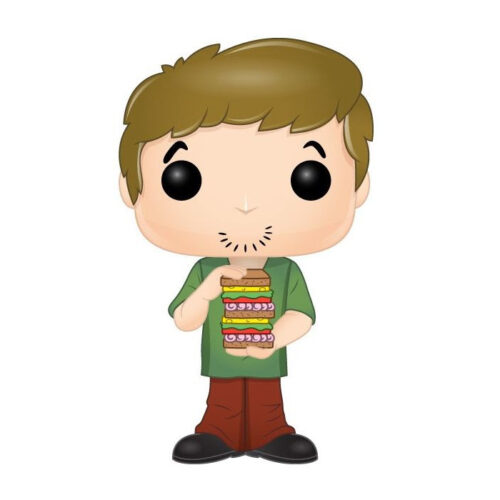Shaggy with Sandwich Funko Pop