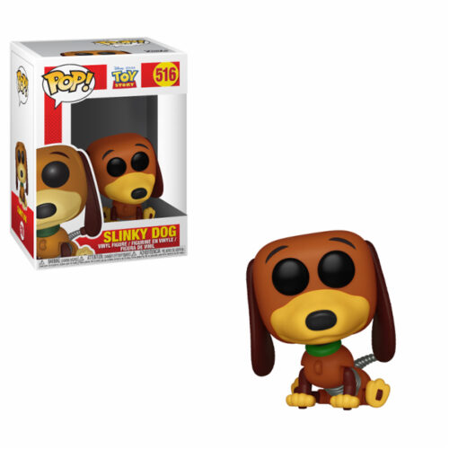 Slinky Dog Funko Pop Toy Story