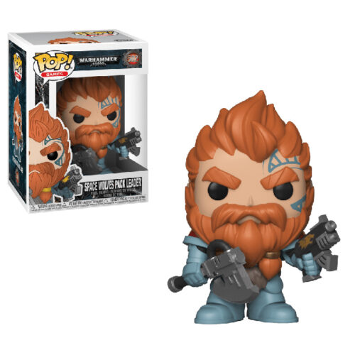 Space Wolves Pack Leader Funko pOp