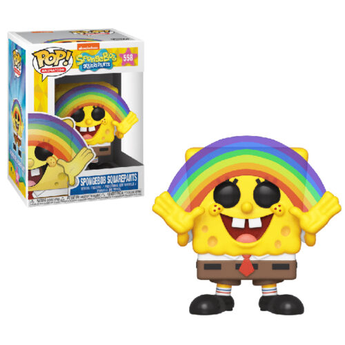 Spongebob Rainbow Funko Pop