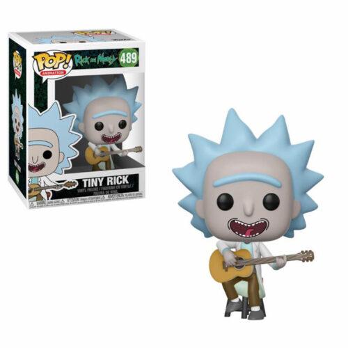 Tiny Rick Funko Pop Rick and Morty
