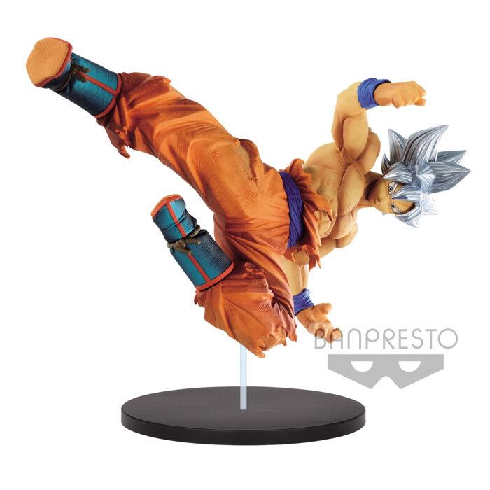 Ultra Instinct Goku Fes!! Vol.8 Figure Banpresto