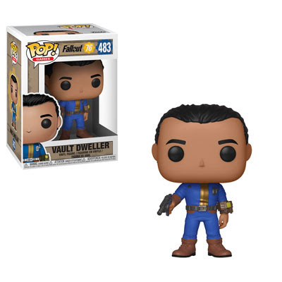 Vault Dweller (Male) Funko Pop
