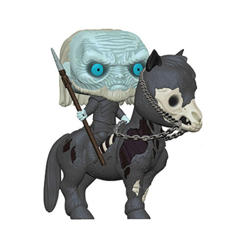 White Walker on Horse Funko Pop Ride