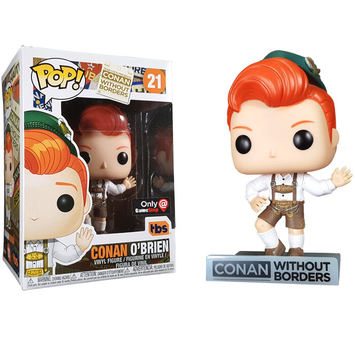 Bavarian Conan Funko Pop