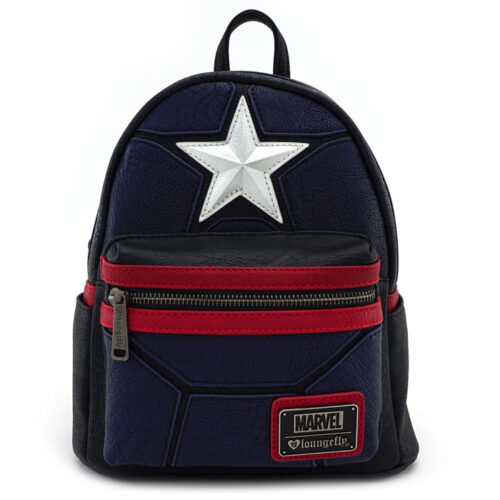 Captain America Mini Backpack