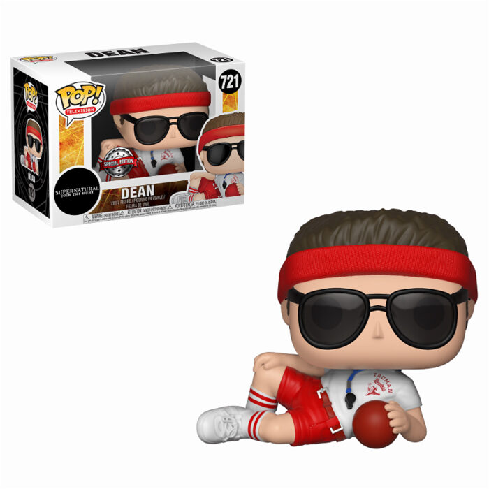 Dean in Gym Outfit Funko Pop
