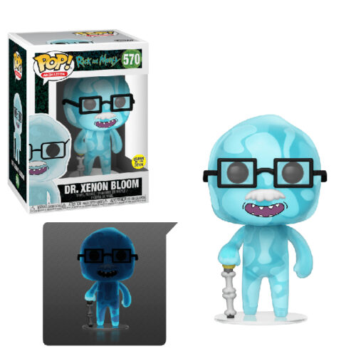 Dr. Xenon Bloom Funko Pop