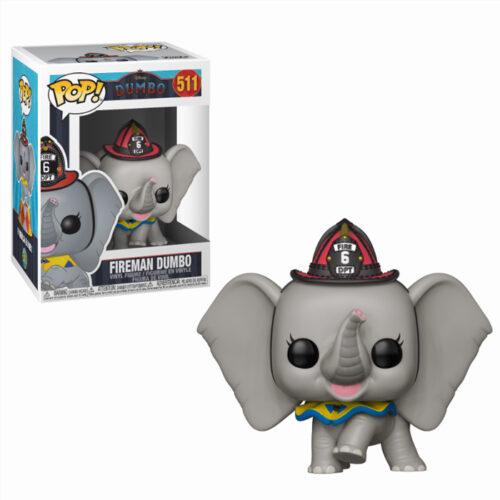 Fireman Dumbo Funko Pop