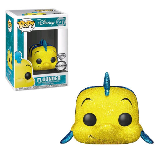 Flounder Diamond Collection Funko Pop