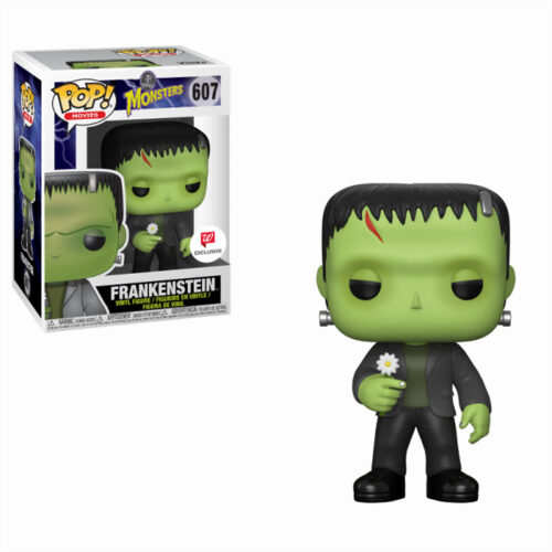 Frankenstein with Flower Funko Pop