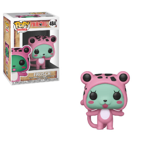 Frosch Fairy Tail Funko Pop