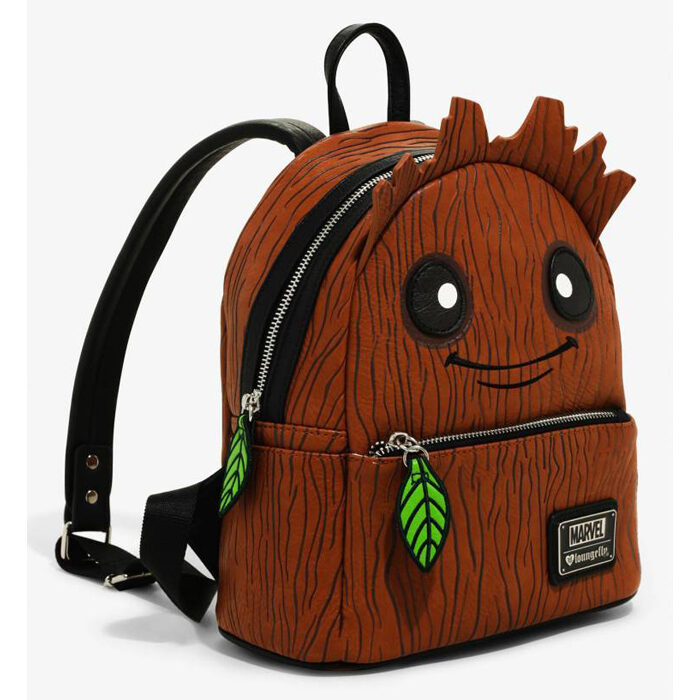 6766f836ff Groot Guardians of the Galaxy Mini Backpack van Loungefly by Funko!