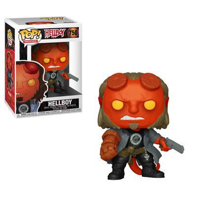 Hellboy Funko Pop