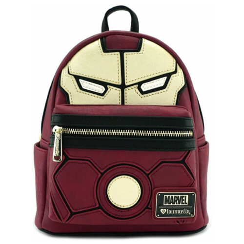 Iron Man Mini Backpack Loungefly