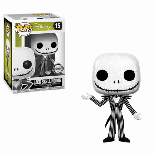 Jack Skellington (Diamond Glitter) Funko Pop