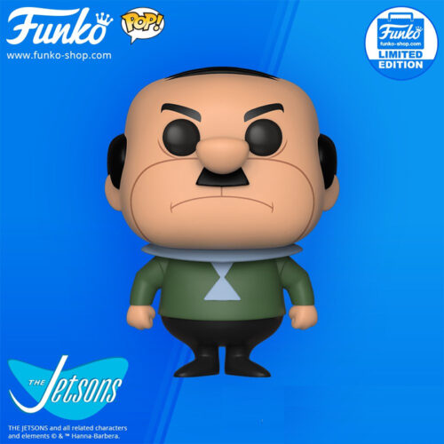 MR. SPACELY Funko Pop