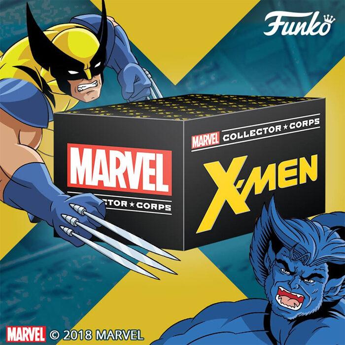 Marvel Collectors Corps X-Men