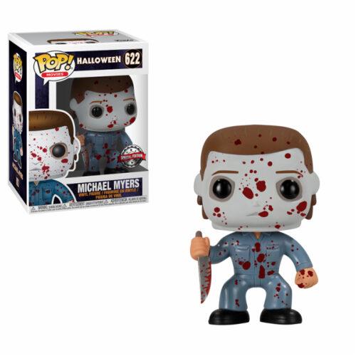 Michael Myers Blood Splatter Funko Pop