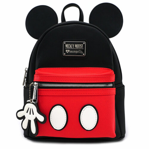 Mickey Suit Disney Mini Backpack Loungefly