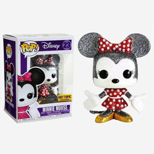 Minnie Mouse Diamond Collection Funko Pop