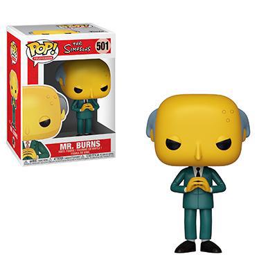 Mr Burns Funko Pop The Simpsons