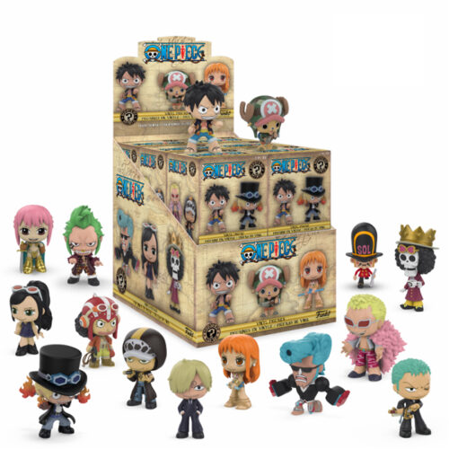 One Piece Mystery Mini Funko
