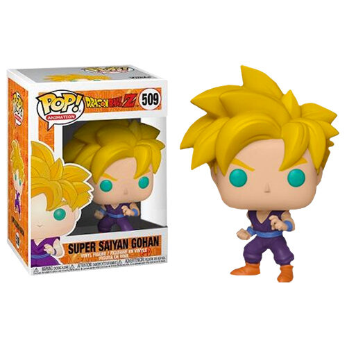 SS Gohan (Youth) (Exc) Funko Pop