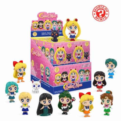 Sailor Moon Mystery Mini Exclusive Funko