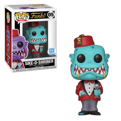 Sike-O-Shriner Funko Pop