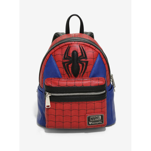 Spider-Man Suit Mini Backpack Loungefly