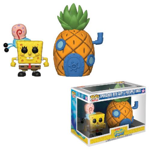 Spongebob with Pineapple Funko Pop
