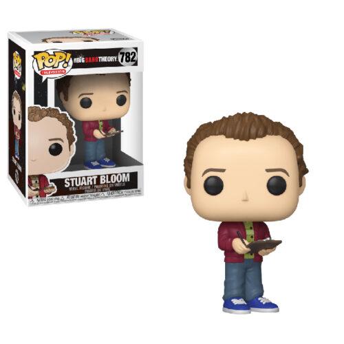 Stuart Bloom Funko Pop