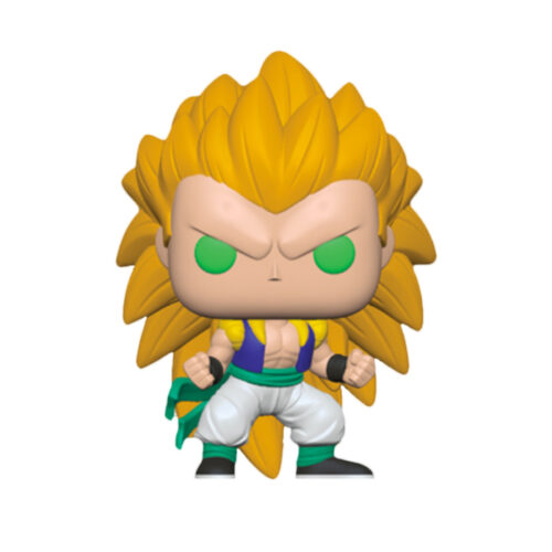 Super Saiyan 3 Gotenks Funko Pop