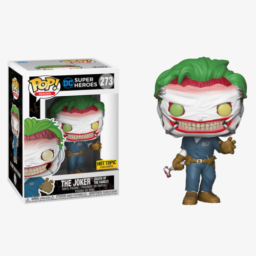 THE JOKER DEATH OF THE FAMILY Funko Pop