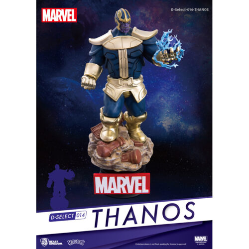 Thanos Statue Beast Kindom D-Select 014