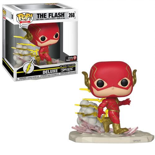 The Flash Deluxe Funko Pop