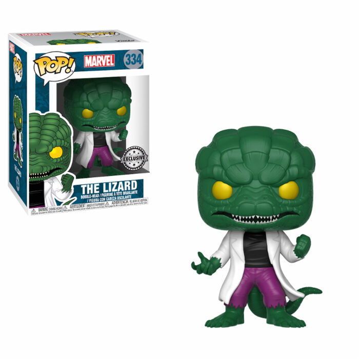 The Lizard Exclusive Marvel