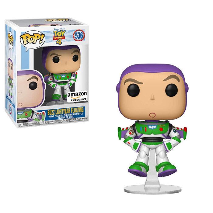 Buzz Lightyear Floating Amazon Excl Funko Pop