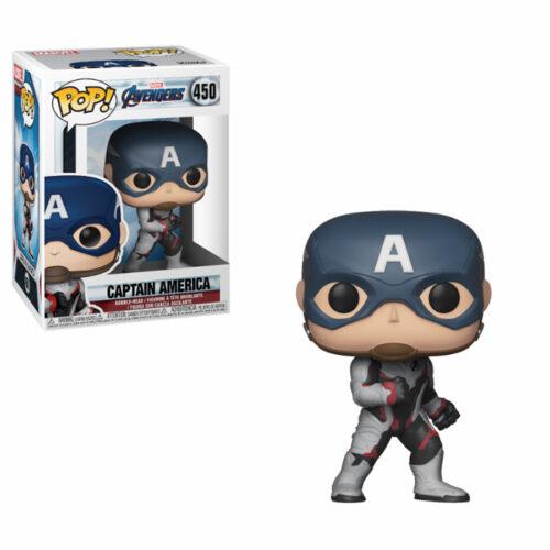 Captain America - Avengers Endgame Funko Pop