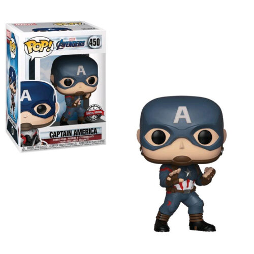Captain America Exclusive Funko Pop