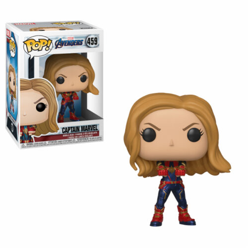 Captain Marvel - Avengers Endgame Funko Pop