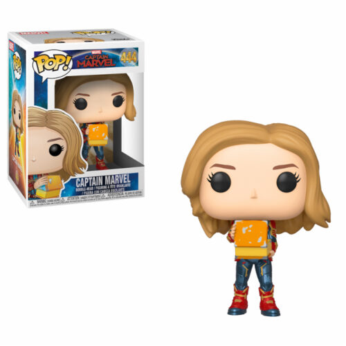 Captain Marvel Lunch Box Funko Pop